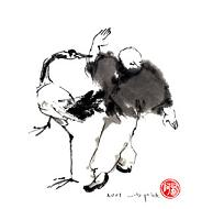 tai chi drawing